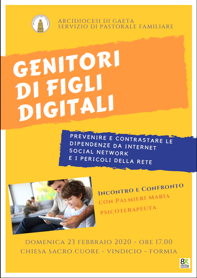 Genitori di figli digitali